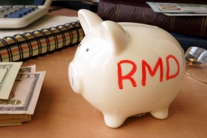 Collins Investment Group - RMD Piggy Bank